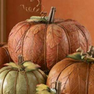 Terracotta Pumpkin