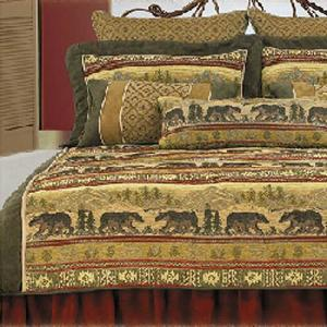 Bear Bedding